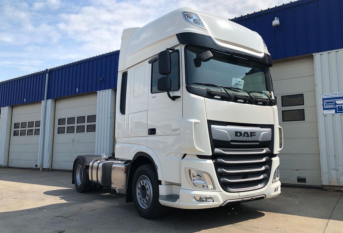 Ruim aanbod DAF vrachtwagens met korte levertijden
